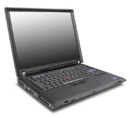 商务笔记本电脑