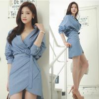 韩国SZ职业女装连衣裙 A型