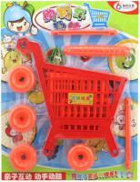 瑞祥购物车厨房玩具 530